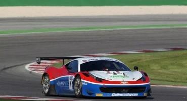 ACI Sport, Italiano GT, Ombra Racing di nuovo al via con Frassineti-Lancieri (Ferrari 458 Italia)