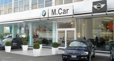 BMW Kids Tour 2014: giunge a Pozzuoli presso la Concessionaria BMW M. Car