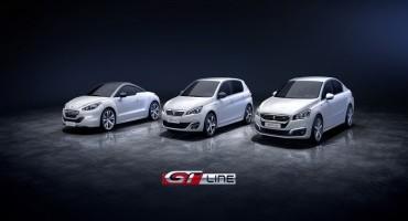 Peugeot GT Line, una gamma con un stile ancora più dinamico