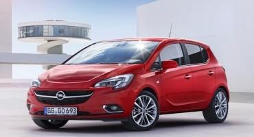 Nuova Opel Corsa è il nuovo punto di riferimento nel segmento B