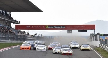 Ferrari Racing Days, oggi in scena ad Istanbul