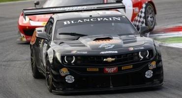 ACi Sport, Italiano GT, Monza : in Gara 2 si impongono Sini-Enge (Chevrolet Camaro) ma la classifica ed il titolo GT3 è Sub Judice