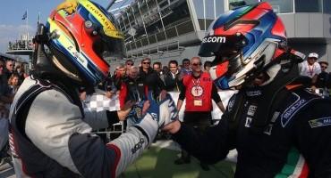 Carrera Cup Italia 2014, Monza: prima vittoria di Liberati in Gara 2, il titolo team all'Antonelli Motorsport