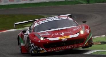 Aci Sport, Italiano GT, Monza: Casè-Giammaria (Ferrari 458 Italia) fanno il punto sulla loro gara