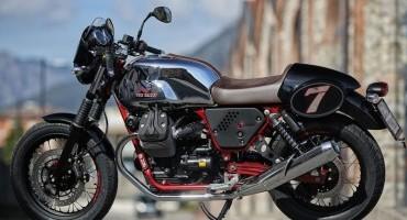 Moto Guzzi presenta la versione rinnovata della V7, la moto più venduta del marchio