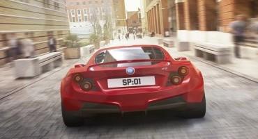 Da Detroit Electric il design della SP:01, la più veloce auto elettrica di serie