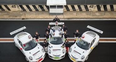 Porsche Mobil 1 Supercup: Talent challenge a Valencia