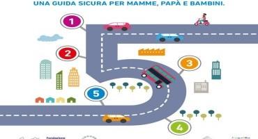 Opel: la sicurezza dei bambini in auto parte dall'esempio dei genitori