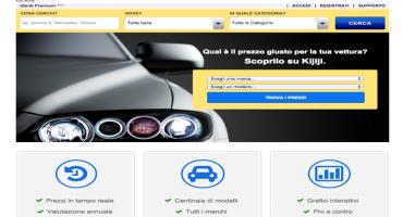 Da oggi comprare e vendere la vostra auto sarà più facile, grazie al nuovo servizio online di  Kijiji.it