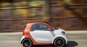Il roadshow italiano di Smart parte da Milano