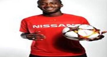 Yaya Touré, stella del Manchester City è il nuovo Ambasciatore mondiale di Nissan
