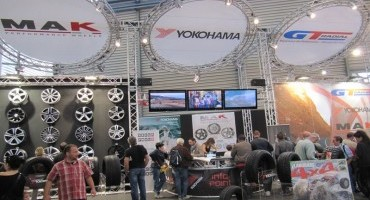 """MaK sarà presente al """"4X4 Fest"""" a Carrara e all'evento """"Supercar Auto Show"""" di Roma"""