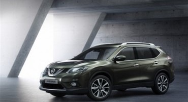 Nissan: X-TRAIL si aggiudica 5 stelle nel test EuroNCAP