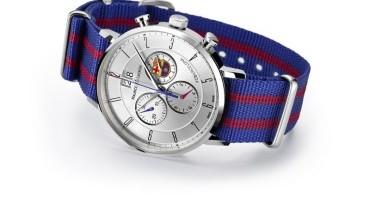 Maurice Lacroix rafforza la partnership ufficiale con l'FC Barcelona con sei meravigliosi orologi