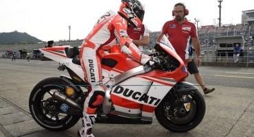 MotoGP, GP del Giappone: miglior tempo della giornata per Andrea Dovizioso