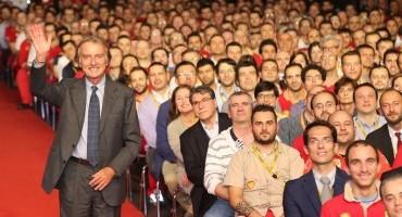 Parte@Ferrari : il primo Tweet è di Montezemolo