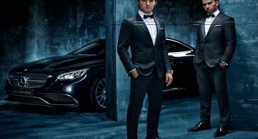 Annunciata la nuova partnership per il 2015 tra Mercedes AMG Petronas e Hugo Boss