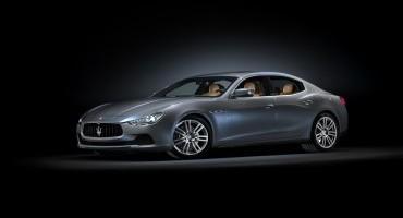 Maserati, Parigi : debutto mondiale della Ghibli Ermenegildo Zegna Edition