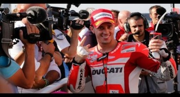 MotoGP, Motegi: Ducati e Dovizioso in pole position, 2° Rossi