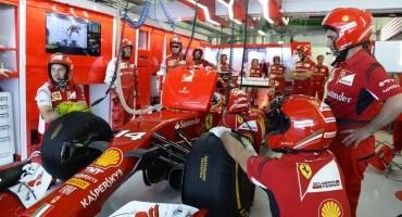 Formula1, Sochi, l'analisi della Scuderia Ferrari