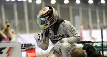 Formula1, GP di Russia, continua la striscia positiva per Hamilton…e siamo a quattro!