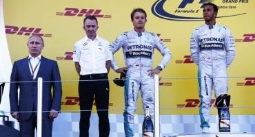 Formula1, Mercedes conquista il primo titolo mondiale costruttori