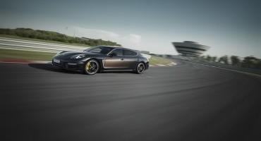 Porsche presenta Panamera Exclusive, lussuosa e in edizione limitata