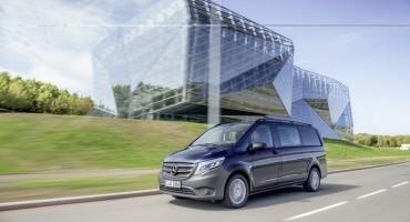 Mercedes: il nuovo Vito fissa nuovi standard nel segmento dei mid-size vans