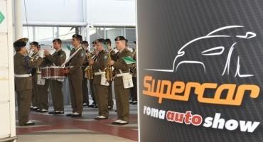 Supercar Roma Auto Show, eccezionale affluenza di pubblico alla prima edizione, ben 42.800 i visitatori