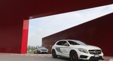 Mercedes-AMG, nuova edizione del Performance Tour alla scoperta delle eccellenze Italiane
