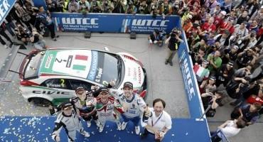 WTCC, Honda trionfa a Suzuka grazie a Tarquini che ottiene una bella vittoria in Gara 2