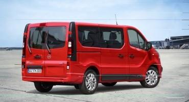 Al TTG di Rimini, in anteprima nazionale, Opel presenterà il nuovo Vivaro Combi