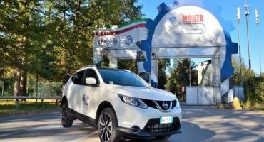 I giornalisti della UIGA premiano Nissan per le sue tecnologie innovative
