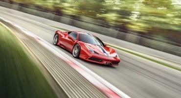 Ferrari: in Gran Bretagna tutti pazzi per la 458 Speciale