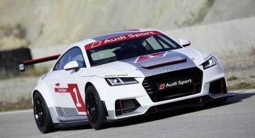 Nasce il nuovo campionato dedicato all'Audi TT
