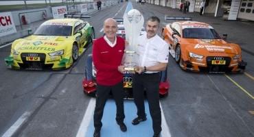 DTM,  Audi vince il titolo costruttori 2014