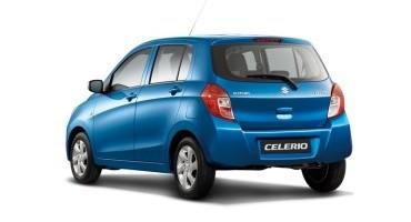Suzuki Celerio, sul mercato indiano è già un successo