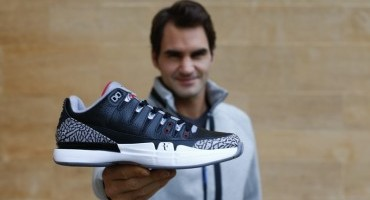 NikeCourt presenta le ultime Zoom Vapor AJ3 by Jordan