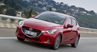 I premi continuano ad arrivare per la nuova Mazda2