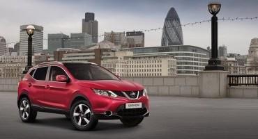 Nissan, Qashquai raggiunge in Europa le due milioni di unità, in Italia è il n° 1 tra i crossover