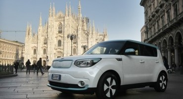 Kia, l'innovativa Soul ECO-electric unisce stile, design ed emissioni zero