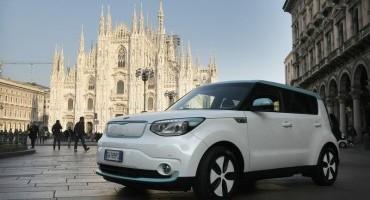 Kia, l'innovativa Soul ECO-electric unisce stile, design ed emissioni zero