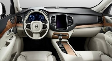 Volvo la XC 90, un nuovo filtro multiplo potenziato per migliorare la qualità dell'aria nell'abitacolo