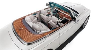 Rolls-Royce Maharaja Drophead Coupé arriva a Dubai