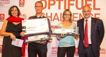 La Semezies Transport vince l'Optifuel Challenge 2014