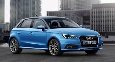 Audi, ecco le nuove A1 e A1 Sportback, giovani e accattivanti