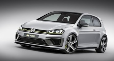 Golf R 400 Concept Car makes North American debut at the 2014 Los Angeles Auto Show