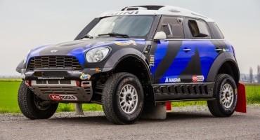 Otto MINI ALL4 Racing gareggeranno nel Rally Dakar 2015