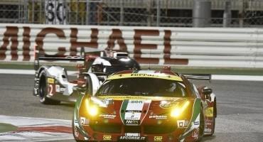 FIA World Enduance Championship: secondo e terzo crono per le Ferrari nelle qualifiche del Bahrein