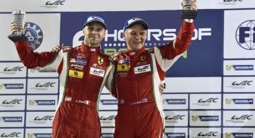 FIA World Endurance Championship: Bruni e Vilander i nuovi campioni del mondo